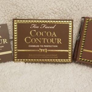 Too Faced Cocoa Contour pallet